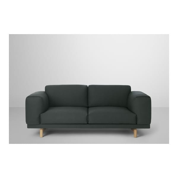 sofa rest muuto 2 osobowa scandinavian living. Black Bedroom Furniture Sets. Home Design Ideas