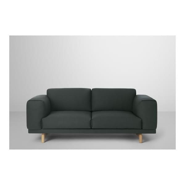sofa rest muuto 2 osobowa scandinavian living. Black Bedroom Furniture Sets. Home Design Ideas