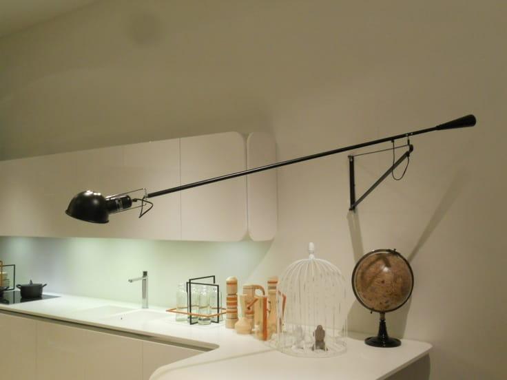 lampa cienna 265 flos scandinavian living. Black Bedroom Furniture Sets. Home Design Ideas