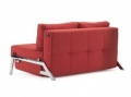 Cubed 140 Chrom Sofa z funkcją spania Innovation