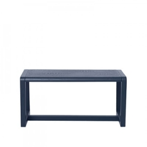 Ławka Little Architect Dark Blue Ferm Living