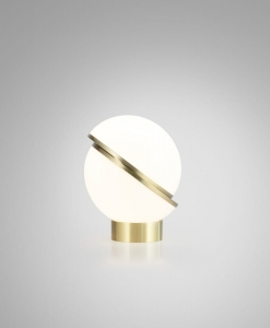 Crescent Table Lamp Lee Broom