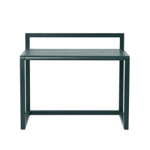 Biurko Little Architect Dark Green Ferm Living