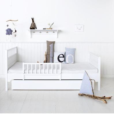 łóżko Dla Dzieci Junior 90x160cm Oliver Furniture Scandinavian Living