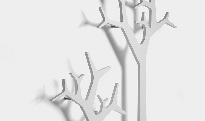 Tree Wieszak ścienny Swedese Scandinavian Living