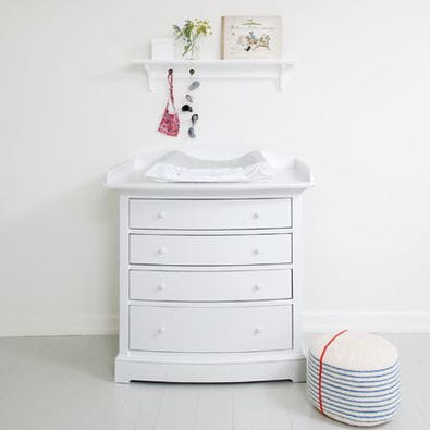 Komoda Biaa Z Przewijakiem Oliver Furniture Scandinavian