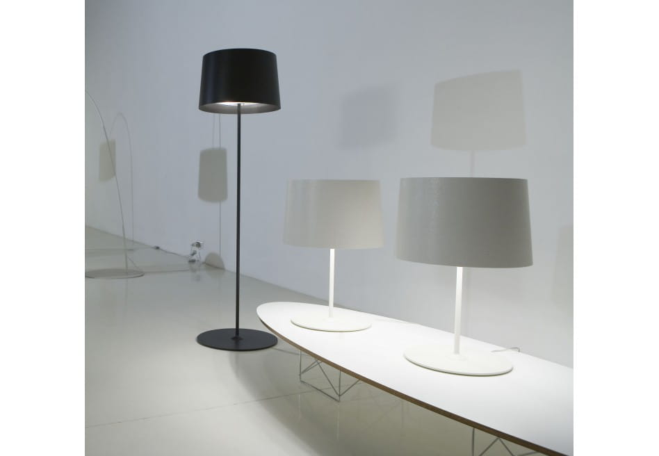Tylko na zewnątrz Lampa podłogowa TWIGGY Foscarini, Scandinavian Living YV67