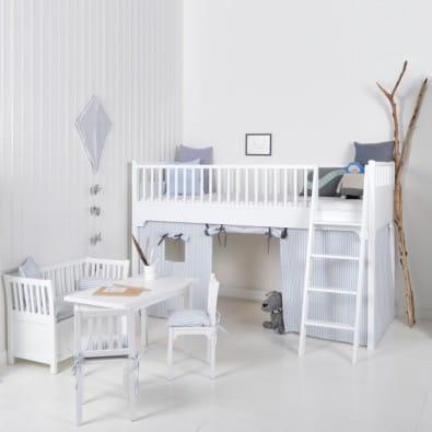 Ko niskie na antresoli seaside oliver furniture - Kinderzimmer gestreift ...