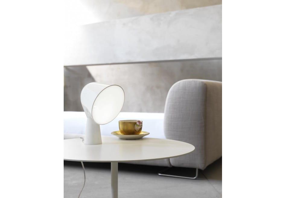 Poważne Lampa stołowa BINIC Foscarini, Scandinavian Living TE72