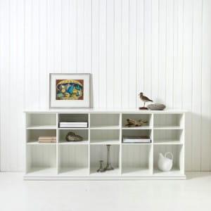 niski rega� szafka 3 lub 5 sekcji oliver furniture